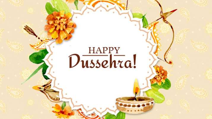 Happy Dussehra 2021: Wishes, Quotes, SMS, HD Images, WhatsApp and FB  statuses for friends & family   Books News – India TV