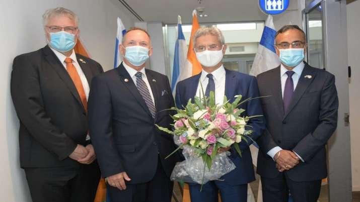 EAM Jaishankar in Israel for high-level talks for further enriching strategic ties