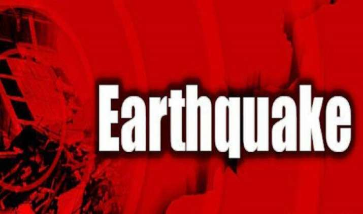 3.8 magnitude earthquake hits Assam