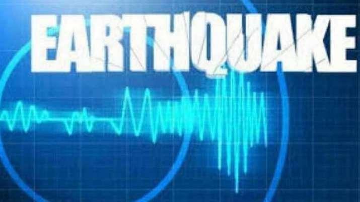 Hawaii earthquake