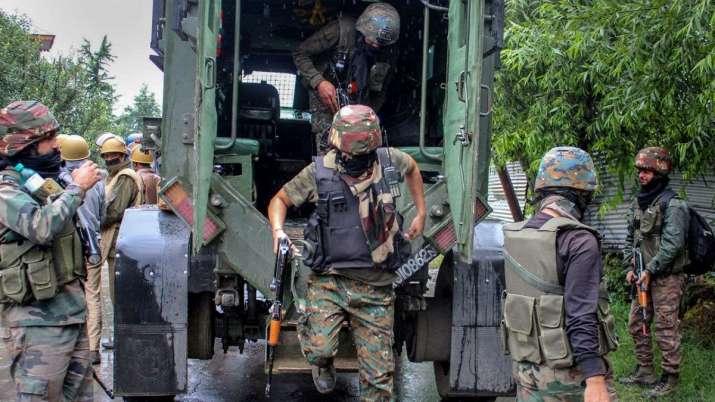 Terrorist on mission to kill shopkeeper in Baramulla shot dead: J&K Police