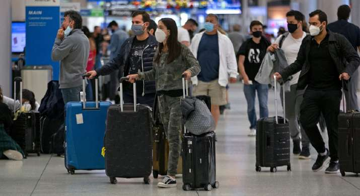 US to lift restrictions for fully vaccinated travellers from November 8; new guidelines issued