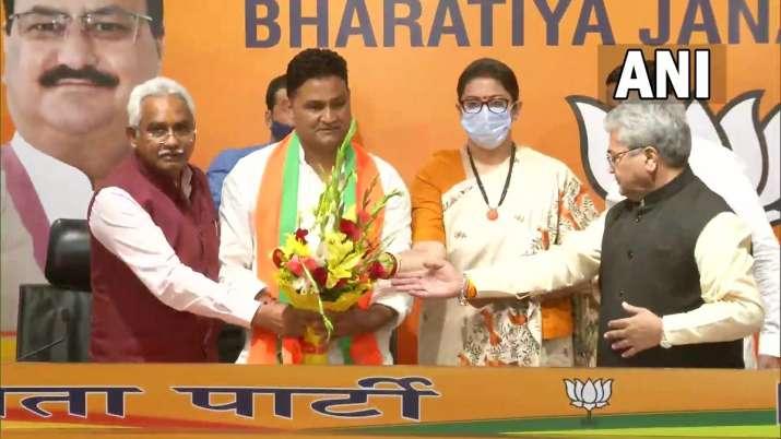 Independent MLA Ram Singh Kaira from Uttarakhand's Bhimtal