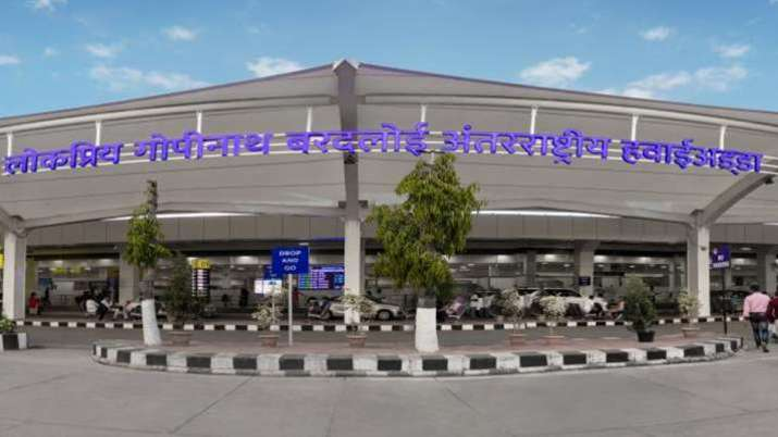 Guwahati airport's operations handed over to Adani Group