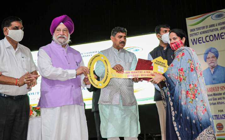 Metro rail project in J&K to be approved by next week: Union minister Hardeep Singh Puri