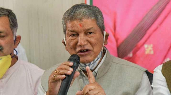Uttarakhand CM inactive, did not take action despite heavy rains' warning: Harish Rawat