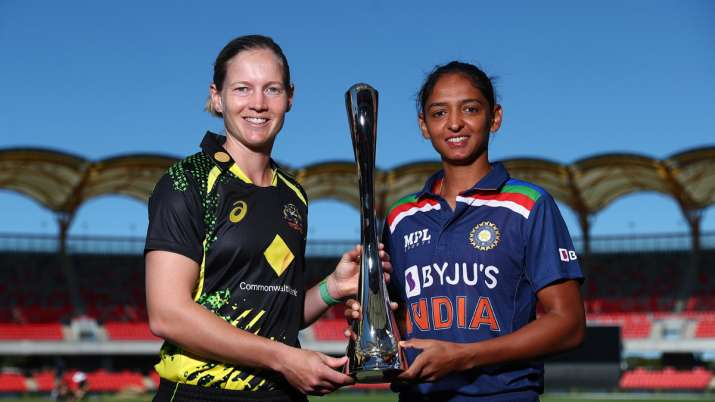 AUS W vs IND W Live Streaming 1st T20I: When and Where to Watch Australia vs India 1st WT20I Live