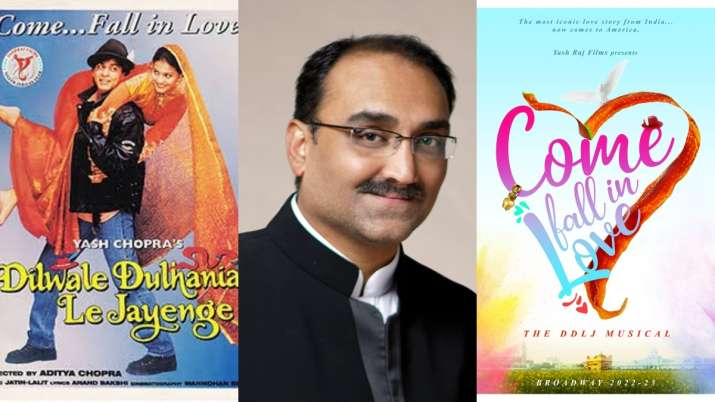Aditya Chopra announces his Broadway debut with 'Come…Fall In Love. The DDLJ – Musical'