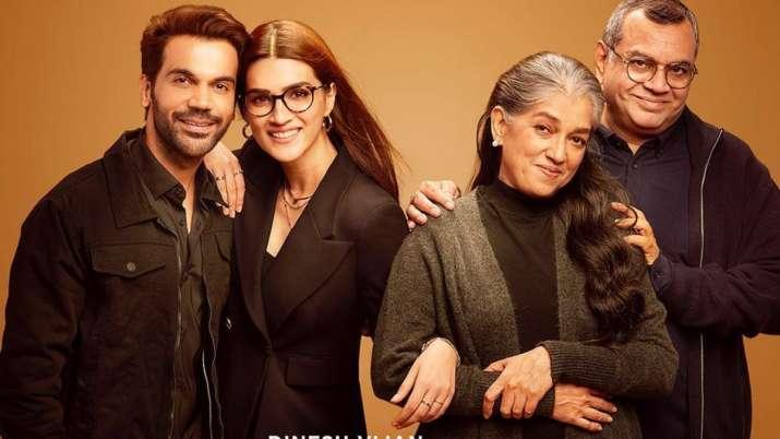 Rajkummar, Kriti's Hum Do Humare Do to release in Oct
