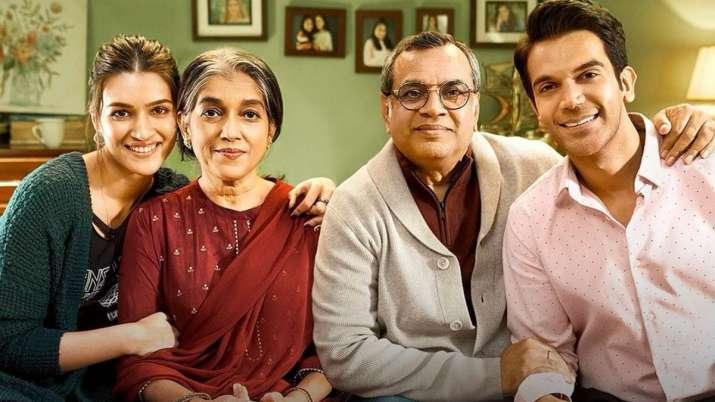 Rajkummar Rao, Kriti's Hum Do Humare Do Trailer Out