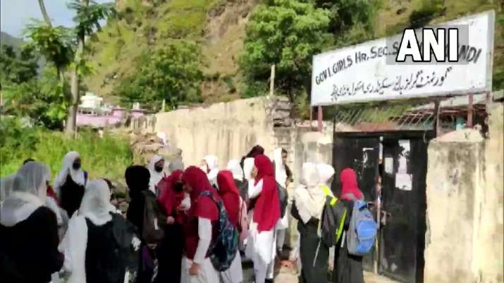 35 students of girls higher secondary school found Covid positive in J&K's Poonch