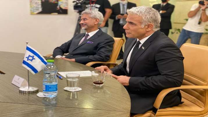 Jaishankar holds 'fruitful' first quadrilateral meeting with his counterparts from the US, Israel and the UAE