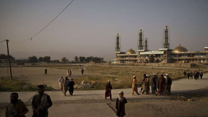 Several killed after blast near Kabul mosque: Reports