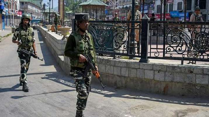 Pakistani agencies, hybrid terrorists, carry out, targeted killings, Kashmir valley, Government sour
