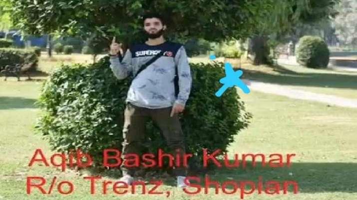 India Tv - LeT terrorist, LeT terrorist killed, encounter, Srinagar, srinagar encounter, latest national news u