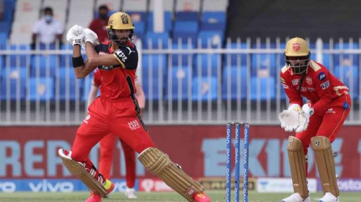 RCB vs PBKS Live Score, IPL 2021: Rahul hands Kohli life in Powerplay, RCB off to sedate start