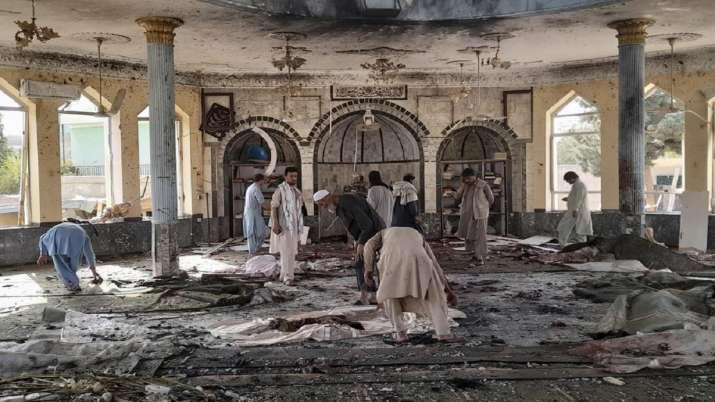 Explosion, mosque blast, Afghanistan mosque, casualties, kabul, Kunduz province Friday prayer, lates