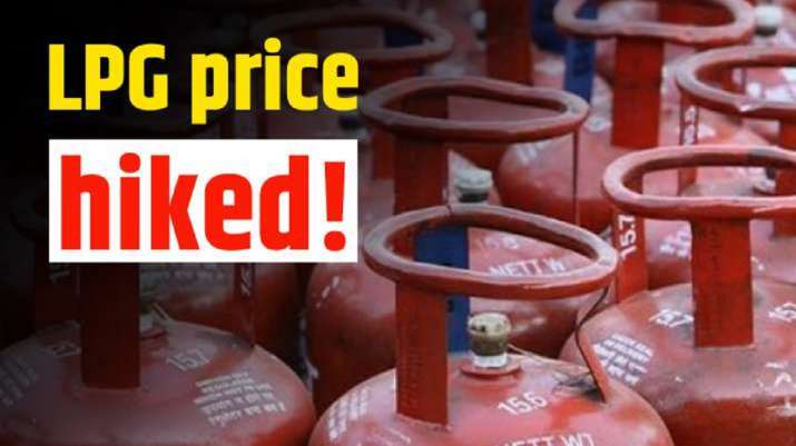 LPG Price Hike: Commercial gas cylinder price hiked by Rs