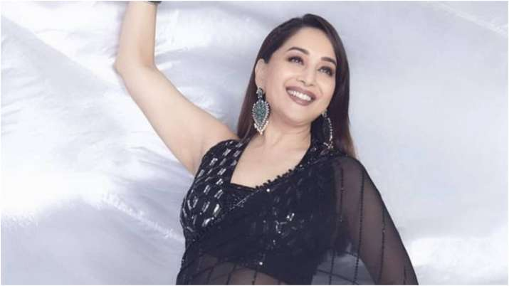 Madhuri Dixit's quirky dance reel will make women say 'relatable'   Watch video