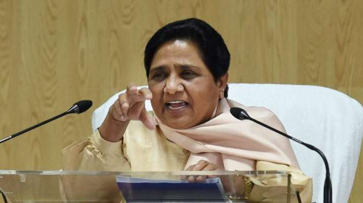 Congress announcing 40% tickets to women in UP polls 'pure election drama': Mayawati