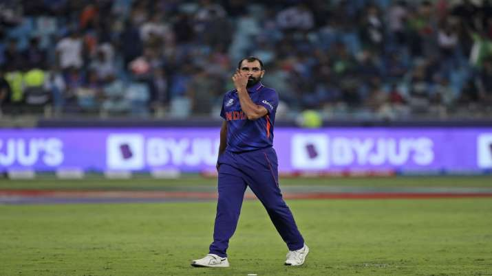'Mohammad Shami, we are all with you': Rahul Gandhi extends support as social media trolls target Indian pacer