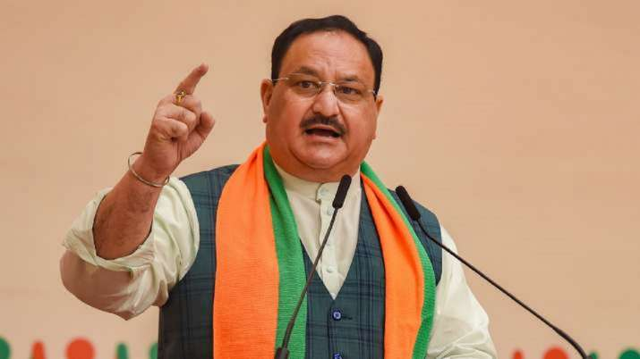 Nadda calls for BJP national office-bearers to meet on Monday; polls, farmers' protests on agenda