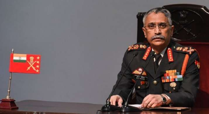 China's continuous build-up matter of concern: Army Chief Gen Naravane