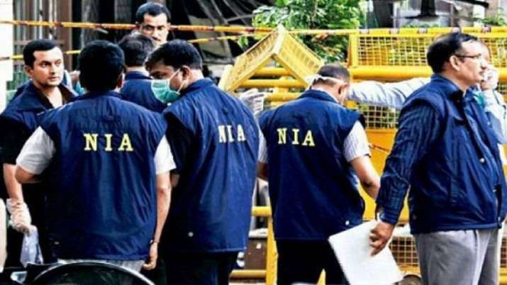 NIA on Wednesday arrested five terror associates during