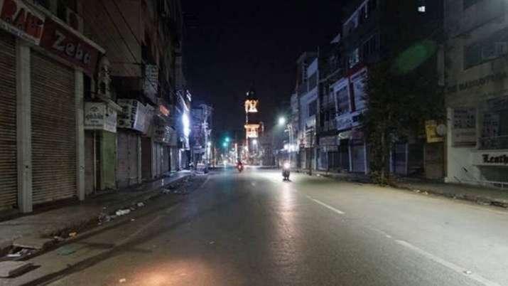 covid 19, gujarat, gujarat covid curfew, covid 19 curfew in gujarat