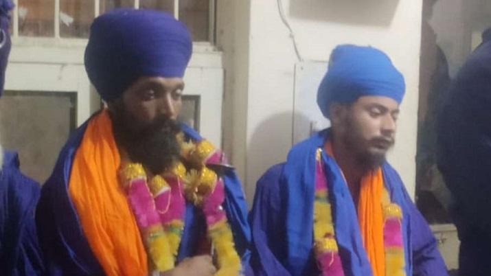Singhu border killing: 4 Nihangs surrender before police; victim's family demands high-level probe