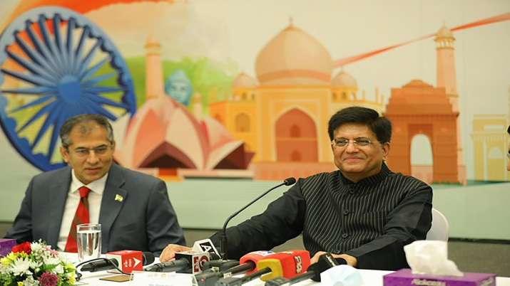 Indian diaspora immensely contributed towards UAE's growth: Piyush Goyal