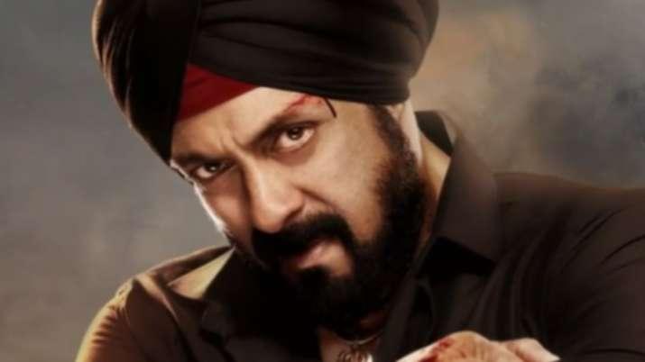 Antim: Salman Khan introduces menacing 'Rajveer Singh' in new motion poster