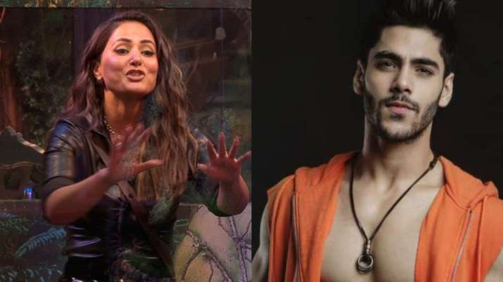 Bigg Boss 15 WKV: Simba Nagpal-Umar Riaz slug it out in Sultani Akhaada, Hina Khan appears as special guest