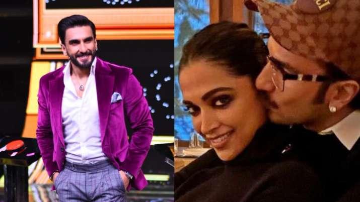 The Big Picture: Deepika Padukone surprises Ranveer Singh with flowers & handwritten note