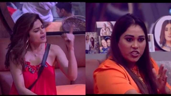 Bigg Boss 15 Oct 15 HIGHLIGHTS: Afsana Khan and Shamita Shetty get into ugly fight
