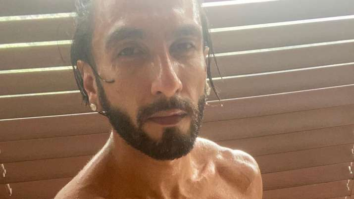 The Big Picture: Ranveer Singh shares 'steamy' photo ahead of his television debut