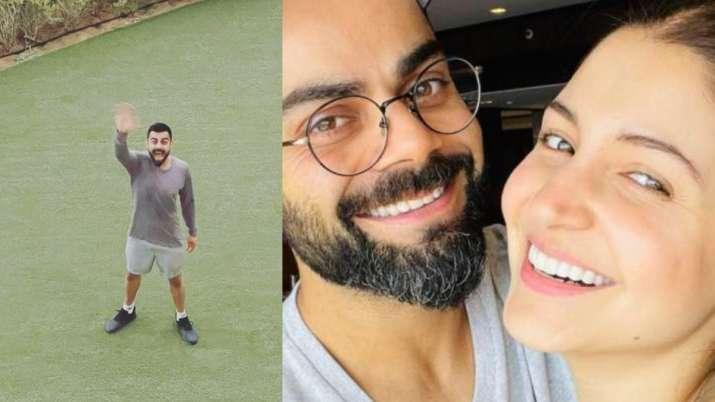 Anushka Sharma-Virat Kohli's quarantine pics are all about 'love in the time of bubble'
