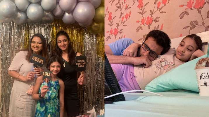 Barkha Sengupta on Indraneil's absence at daughter's birthday party: She celebrated separately with her dad