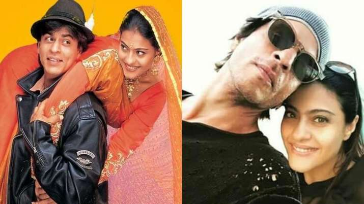 Kajol trolled for her post on DDLJ completing 26 years amid Shah Rukh Khan's son Aryan's arrest