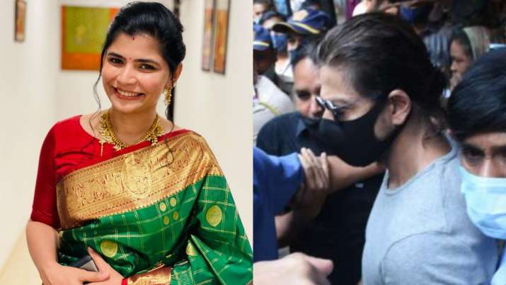 Chinmayi Sripada recalls her brief meet with Shah Rukh Khan, prays for him and his family