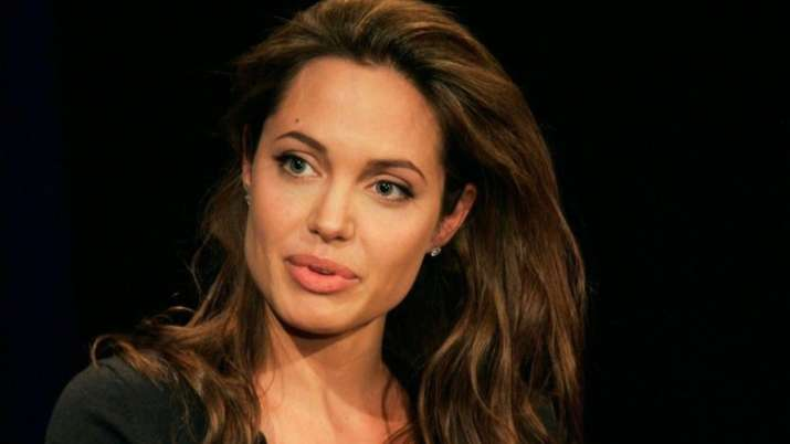 Angelina Jolie delivers emotional tribute to poet Amanda Gorman