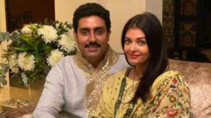 Aishwarya Rai turns photographer for husband Abhishek Bachchan