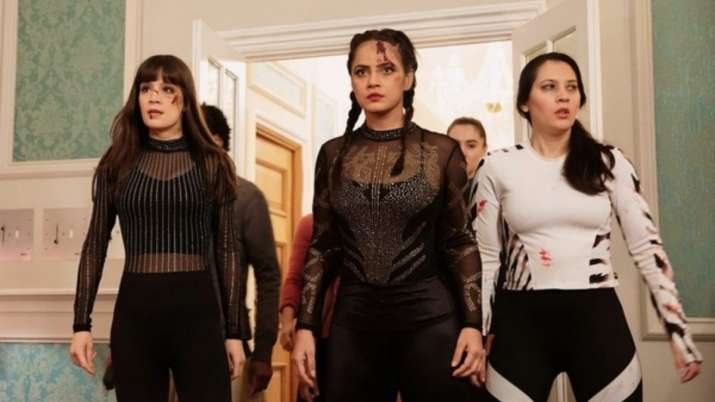 Nitu Chandra Srivastava on her Hollywood debut 'Never Back Down: Revolt': It's a dream come true
