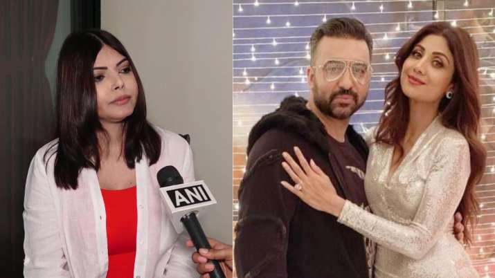 Sherlyn Chopra sends notice to Raj Kundra-Shilpa Shetty seeking Rs 75 crore, claims they threatened her