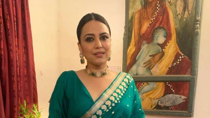 Swara Bhasker files FIR against YouTube influencer for circulating indecent messages, hashtags related to her