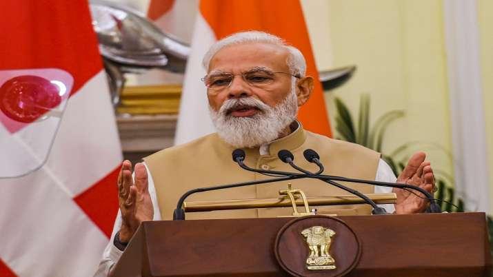 Prime Minister Narendra Modi, PM MODI launch, PM GatiShakti, GatiShakti launch today, narendra modi,