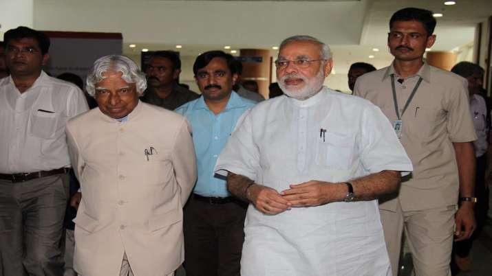 Prime Minister narendra Modi, PM Modi pays tributes, former president APJ Abdul Kalam, Abdul Kalam b