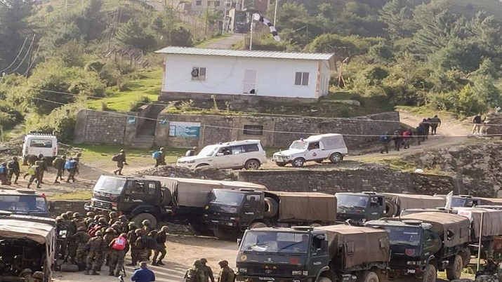 Security at J&K installations tightened following intelligence inputs