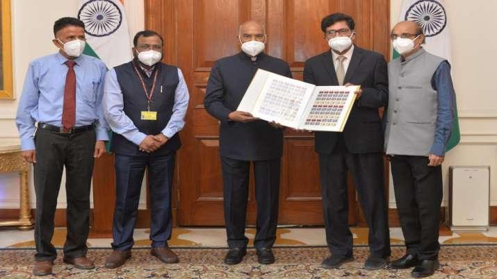 President ram nath Kovind, inauguration, TB Seal Campaign, Tuberculosis Association of India, Rashtr