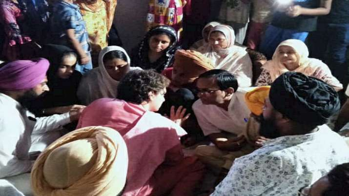 central Government, BJP power, Priyanka Gandhi, Lakhimpur Kheri violence, latest national news